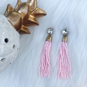 Jewelry - Beaded Tassel Earrings